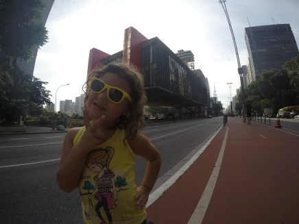 Nanda na Paulista.