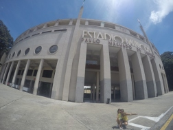 Estádio Pacaembu.