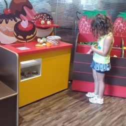 Área Kids Restaurante America