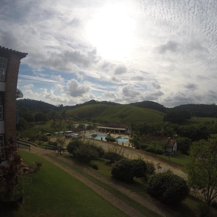 Visão geral do Hotel